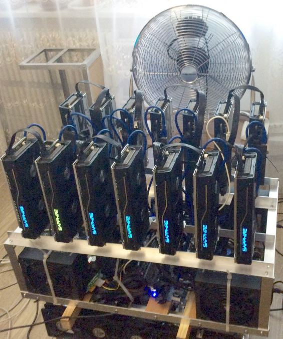 Вентиляторы настольные