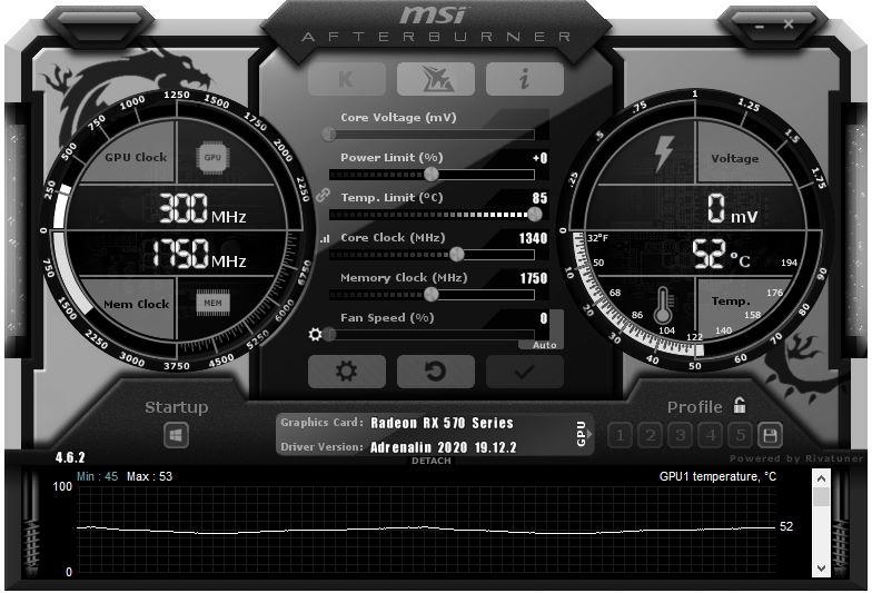 Настройки разгона видеокарт NVIDIA и AMD для майнинга
